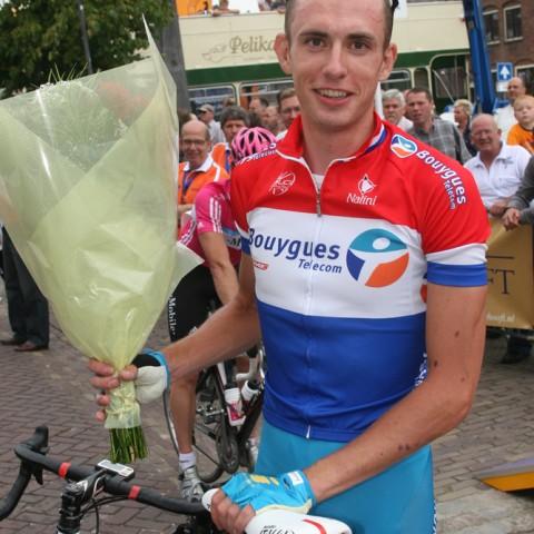 De winnaar van de tijdrit, Stef Clement