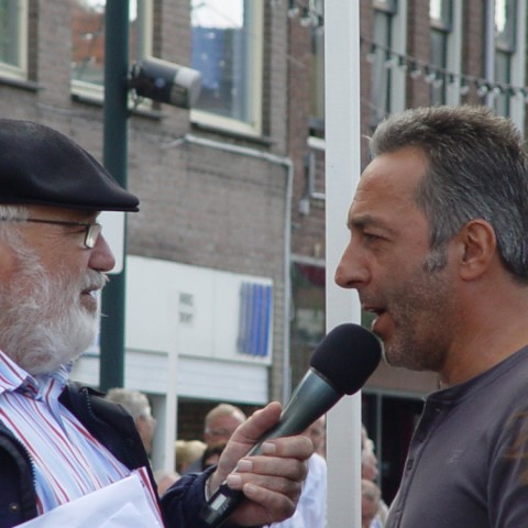 Kees Maas interviewt special guest Eddy Plancaert