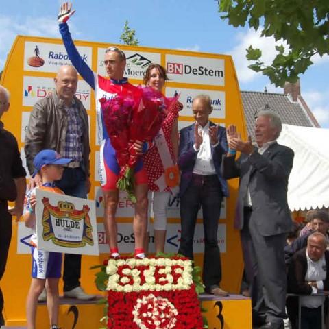 Stef Clement winnaar tijdrit, Grote Prijs bouwbedrijf De Rooij