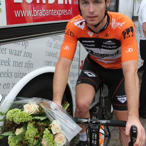 Raymond Kreder winnaar rit-in-lijn