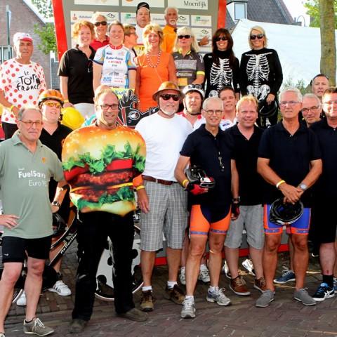 groepsfoto Prominentenrace 2015